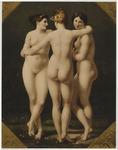 Les trois grâces Musée du Louvre
