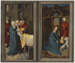 Adoration des mages Bruges, Hôpital St. Jean