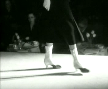 Image from object titled First show of fashionable shoes