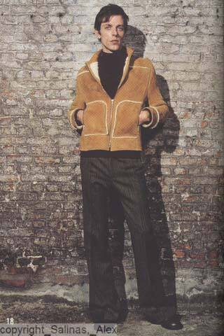 Image from object titled Veronique Branquinho Men's Collection A/W 2003/2004