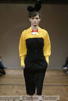 Alexandre Herchcovitch Collection A/W 2004/2005