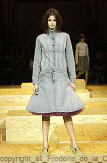 Alexandre Herchcovitch Collection A/W 2002/2003