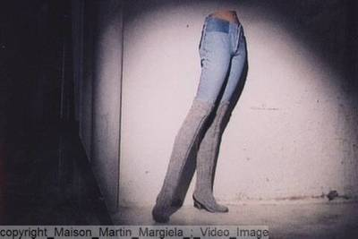 Image from object titled Maison Martin Margiela : Collection A/W 1999/2000