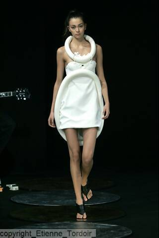Hussein Chalayan Collection S/S 2006