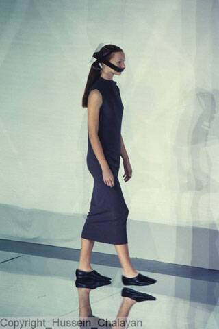 Hussein Chalayan : Collection A/W 1998/1999: A/W 1998/1999 : Panoramic