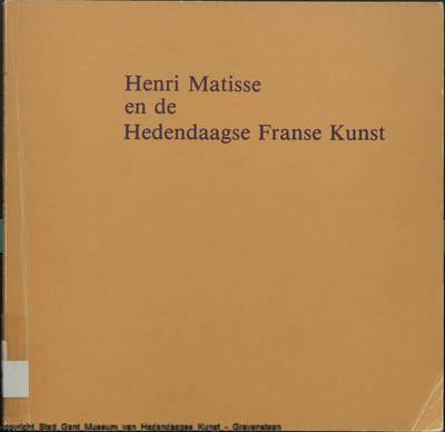 Henri Matisse en de hedendaagse Franse kunst