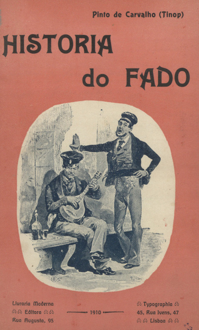 Image from object titled História do fado
