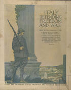 Italy defending freedom and art how to help our brave ally... The Italian War Relief Found of America