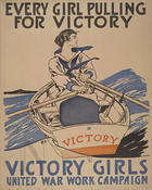 Every girl pulling for victory Victory Girls