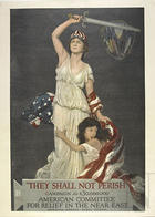"""""""They shall not perish"""" campaign for $30.000.000 - American Committee for Relief in the Near East"""