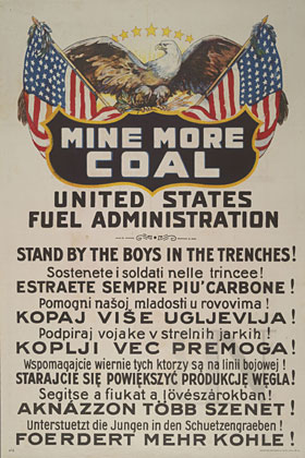 Image from object titled Mine more coal