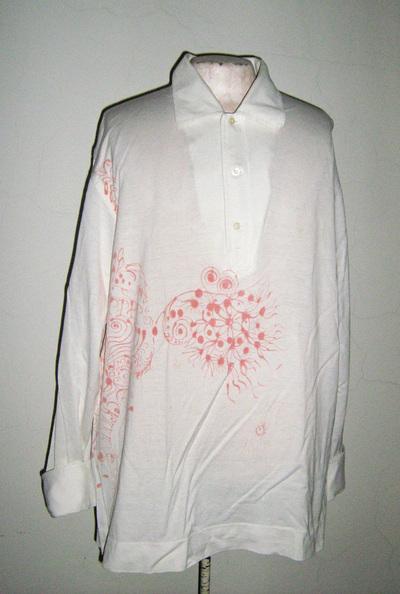 Shirt was made for Skadarlija, the Belgrade restaurant