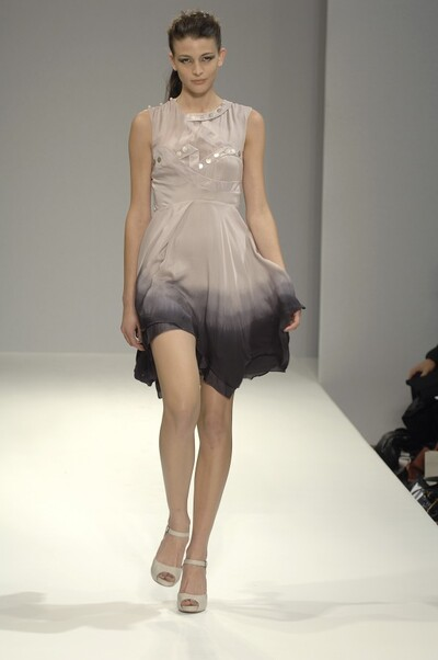 Afshin Feiz, Spring Summer 2008, Womenswear