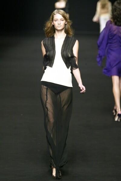 Alessandro dell'Acqua, Spring-Summer 2004, Womenswear