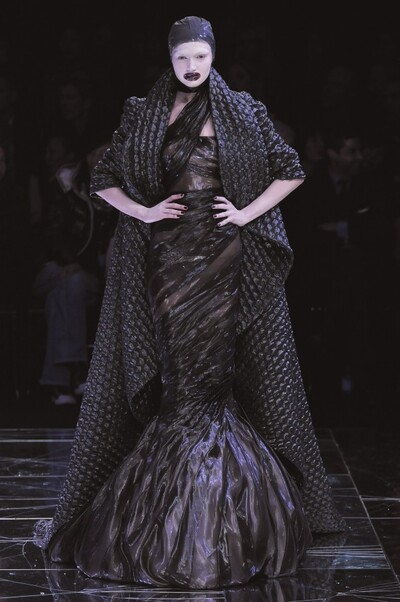 Alexander McQueen, Autumn-Winter 2009, Womenswear