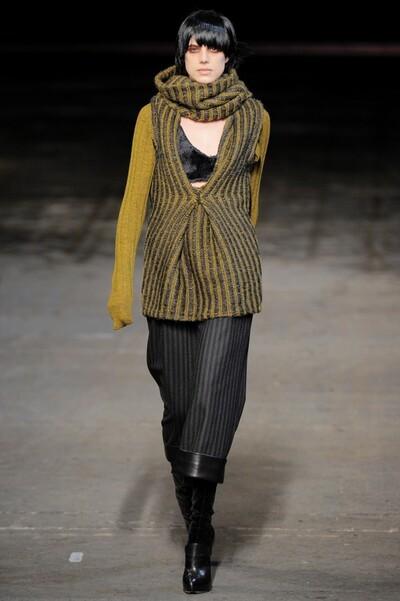 Alexander Wang, Autumn-Winter 2010, Womenswear