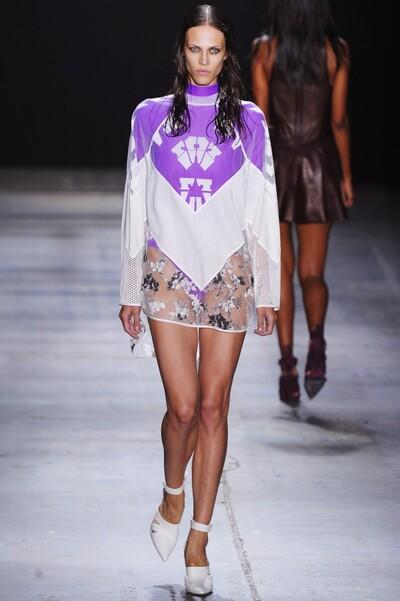 Alexander Wang, Spring-Summer 2012, Womenswear