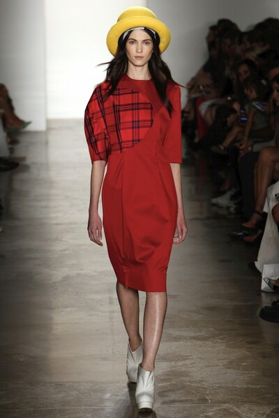 Alexandre Herchcovitch Womenswear Spring-Summer 2013