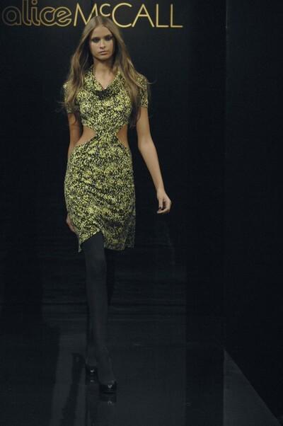 Alice McCall, Autumn-Winter 2007, Womenswear