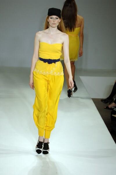 Alice McCall, Spring-Summer 2007, Womenswear