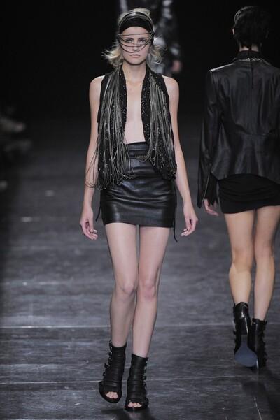 Ann Demeulemeester, Spring-Summer 2010, Womenswear