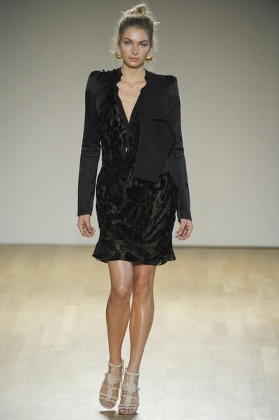 Antonio Berardi , Spring-Summer 2011, Womenswear