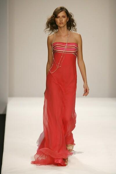 Ben De Lisi Spring Summer 2008 Womenswear