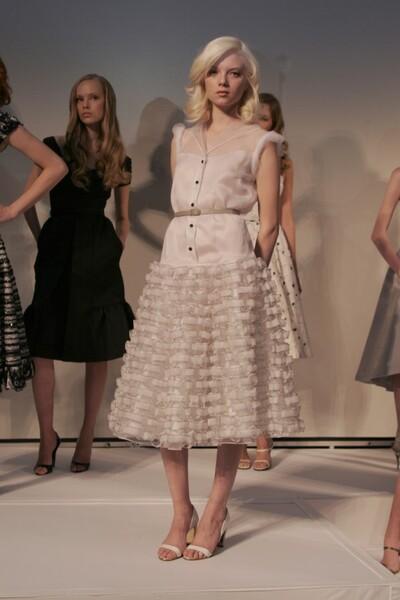 Bill Blass, Spring Summer 2008, Womenswear