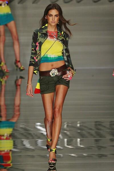 Blumarine, Spring-Summer 2010, Womenswear