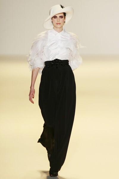 Carolina Herrera, Autumn-Winter 2010, Womenswear