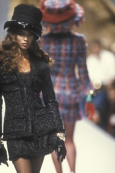 Chanel, Autumn-Winter 1991, Couture | Chanel (Designer); Etienne Tordoir (Photographer)