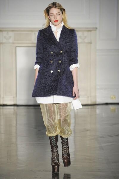 Charles Anastase, Autumn-Winter 2009, Womenswear