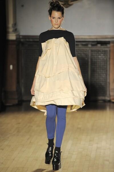 Charles Anastase , Spring-Summer 2010, Womenswear