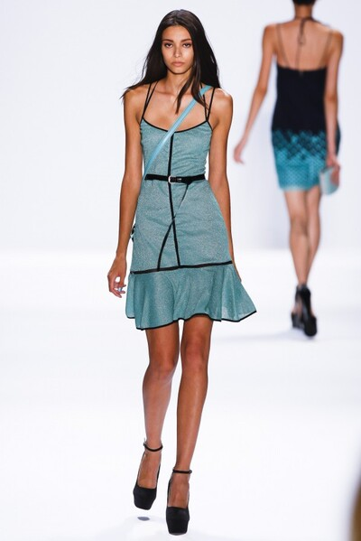 Charlotte RonsonWomenswearSpring-Summer 2013