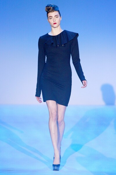 Christian Siriano, Autumn-Winter 2010, Womenswear
