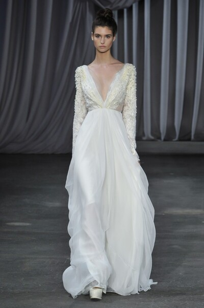 Christian Siriano Womenswear Spring-Summer 2013