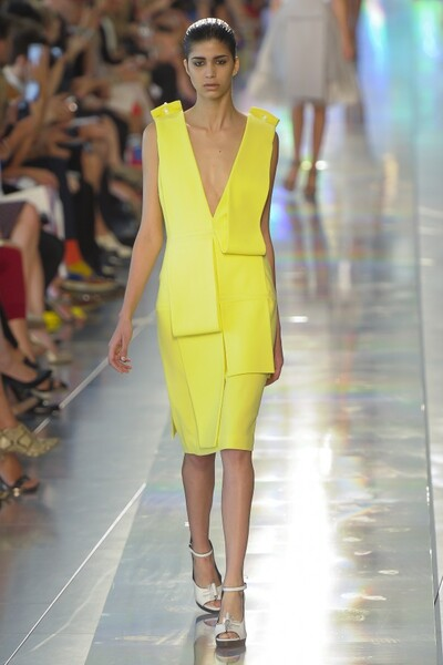 Christopher Kane Womenswear Spring-Summer 2013