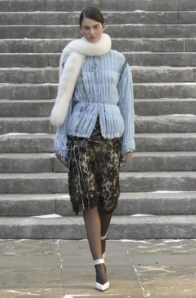 David Vincent, Autumn-Winter 2001, Couture