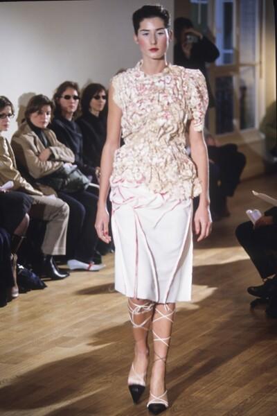 David Vincent, Spring-Summer 2001, Couture