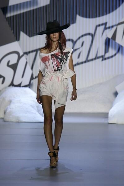 Diesel, Spring Summer 2008, Womenswear