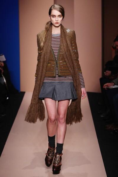 DKNY, Autumn-Winter 2010, Womenswear