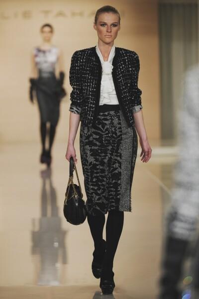 Elie Tahari, Autumn-Winter 2009, Womenswear