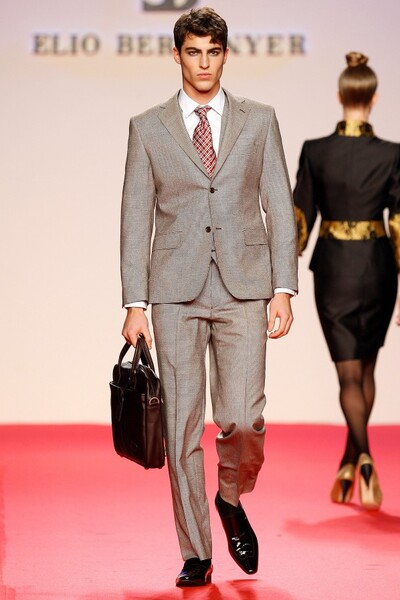 Elio Berhanyer, Autumn-Winter 2009, Menswear
