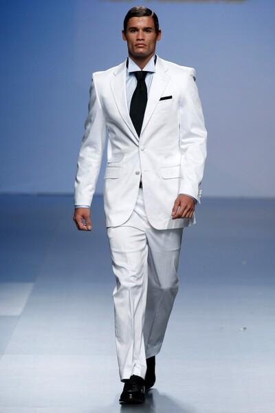 Elio Berhanyer, Spring-Summer 2011, Menswear