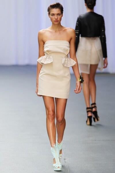 Emilio De La Morena , Spring-Summer 2011, Womenswear