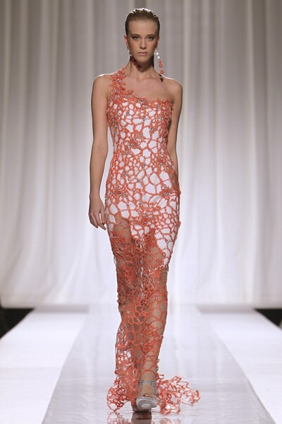 Fausto Sarli, Spring-Summer 2011, Haute Couture