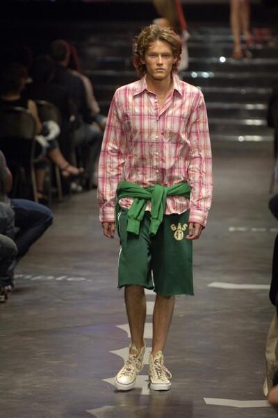 Gas, Spring-Summer 2007, Menswear