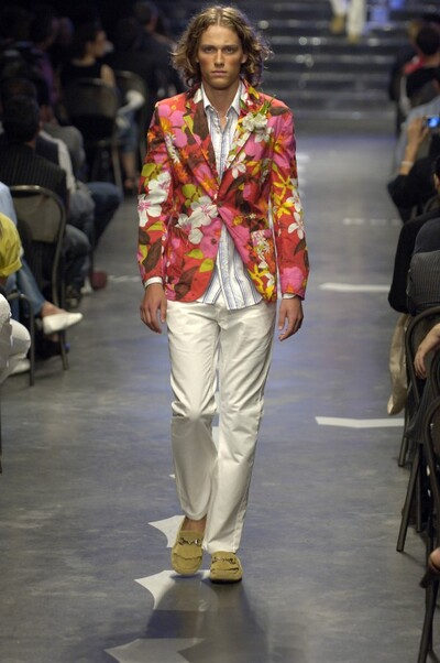 Gas, Spring-Summer 2007, Menswear
