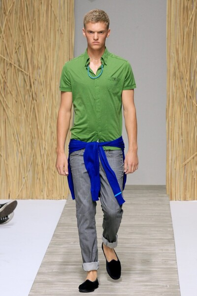 Gas, Spring Summer 2008, Menswear