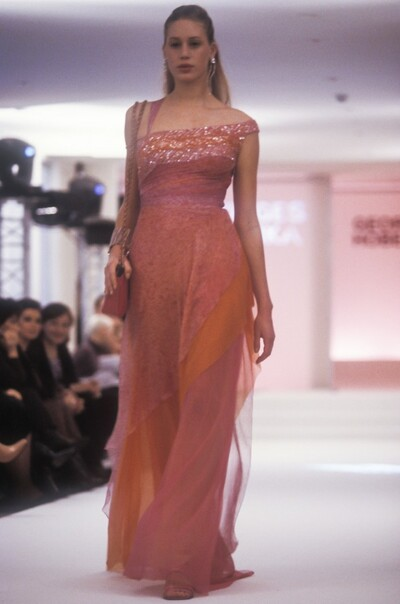 Georges Chakra, Spring-Summer 2001, Couture